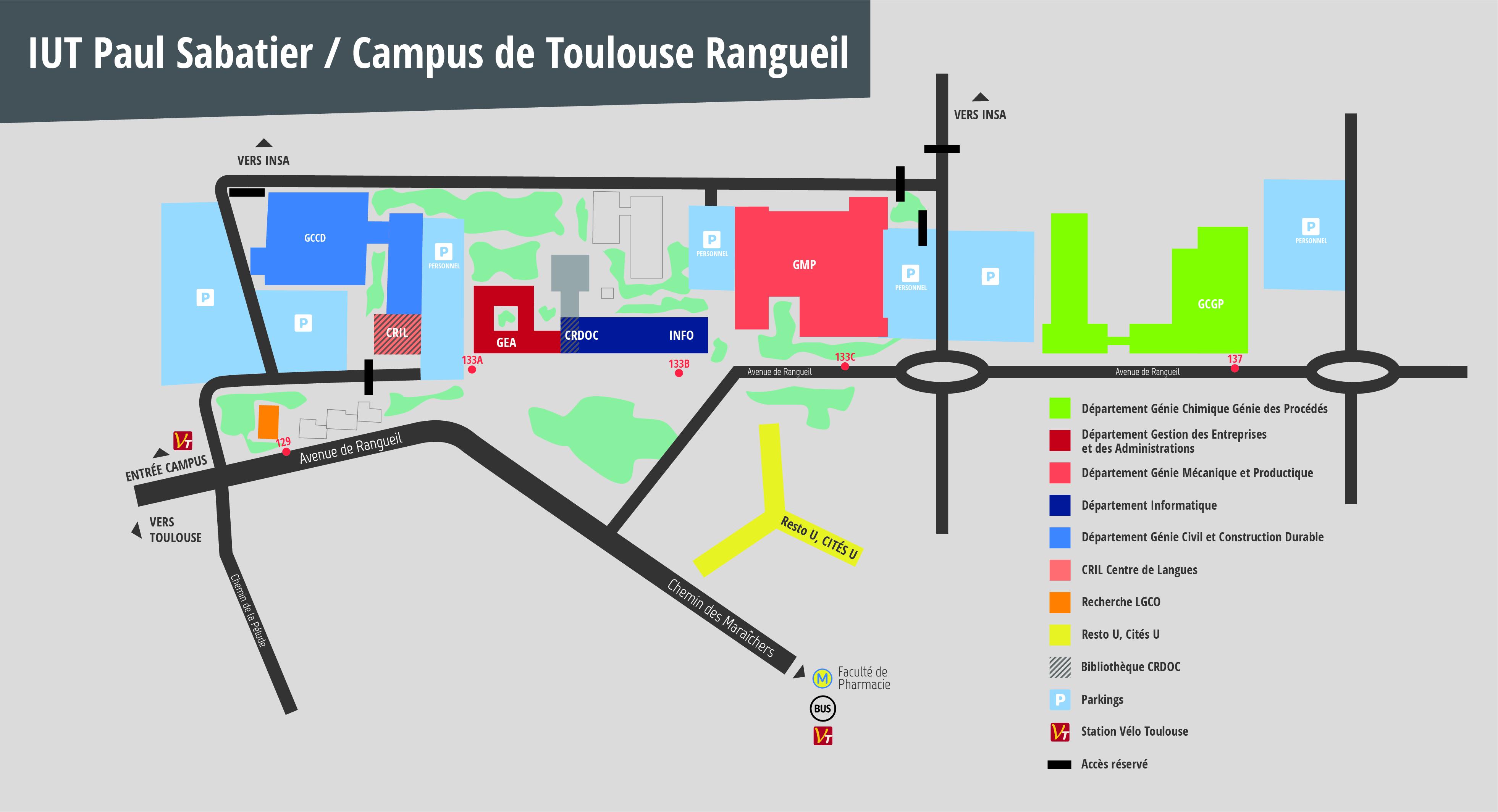 Plan Rangueil